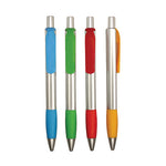 Ball Pen with Rubber Grip - AbrandZ Corporate Gifts Singapore