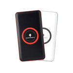 Portable 2 in 1 8000mAh Wireless Charger