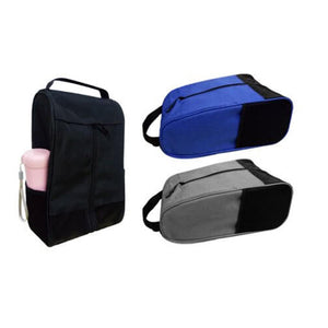 Melange Nylon Shoe Bag - abrandz