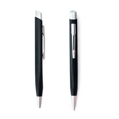 Black Aluminium Ball Pen