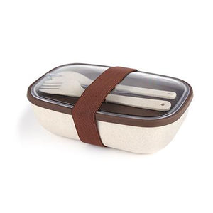 Husk Fiber Lunch Box | Lunch Box | lifestyle | AbrandZ: Corporate Gifts Singapore
