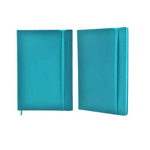 A5 Notebook with Matching Colour Side - abrandz
