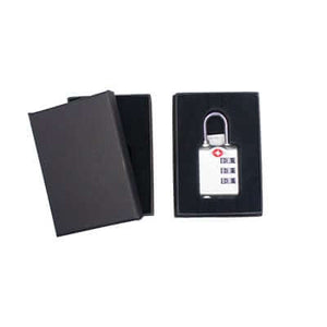 3 Dial Combination TSA Metal Lock | AbrandZ Corporate Gifts Singapore