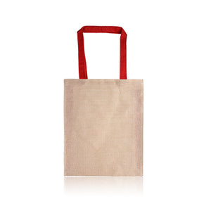 Two Tone Juco Bag - AbrandZ Corporate Gifts Singapore