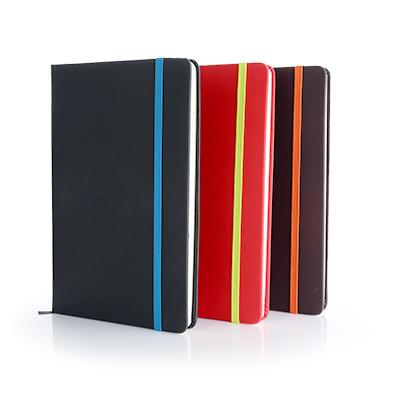 Colour Changing PU Notebook