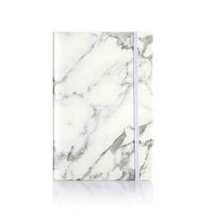 Marble Print Leather Notebook | Notebook | Stationery | AbrandZ: Corporate Gifts Singapore