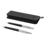 Balmain Ballpoint Pen with Pouch Gift Set | set | AbrandZ: Corporate Gifts Singapore