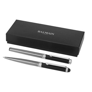 Balmain Empire Duo Pen Set - abrandz