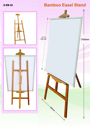 Bamboo Easel Stand - abrandz