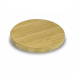 Bamboo Wireless Charger - abrandz