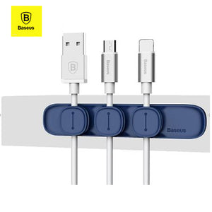 Baseus Magnetic Desktop Cable Organizer