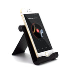 Black Slim Mobile Stand