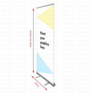 Economy Roll Up Banner - abrandz