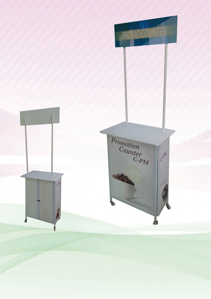Compact Metal Mobile Event Counter