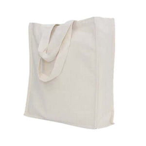 8oz  Cotton Canvas Bag | AbrandZ Corporate Gifts Singapore