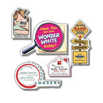 Custom Shaped Fridge Magnet - Corporate Gifts Singapore