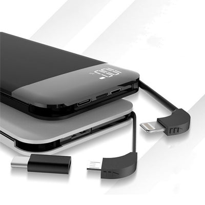 Digital Portable Charger