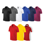Dri Fit Eyelet Polo Tee