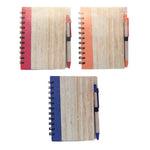 Eco Bamboo Notepad - AbrandZ Corporate Gifts Singapore