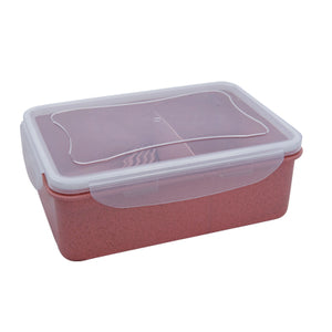 Eco Friendly Lunch Box with Divider | AbrandZ Corporate Gifts Singapore