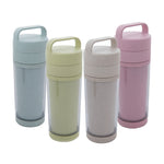 Eco Friendly Wheat Straw Double Wall Tumbler - AbrandZ Corporate Gifts Singapore