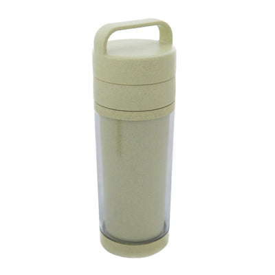 Eco Friendly Wheat Straw Double Wall Tumbler