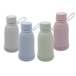 Eco Friendly Wheat Straw Mini Bottle - AbrandZ Corporate Gifts Singapore