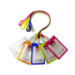 Card Holder With Lanyard | AbrandZ Corporate Gifts Singapore