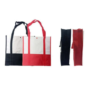2-tone Carrier Bag - abrandz
