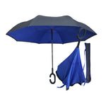 Pongee Inverted Umbrella | Straight Umbrella | lifestyle | AbrandZ: Corporate Gifts Singapore