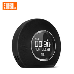 JBL Horizon Bluetooth Speaker Clock Radio USB Charging - abrandz