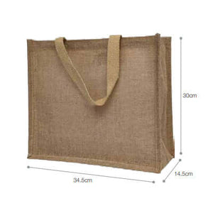 Canvas Jute Bag - abrandz