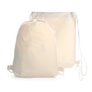 Cotton Drawstring Bag - AbrandZ Corporate Gifts Singapore