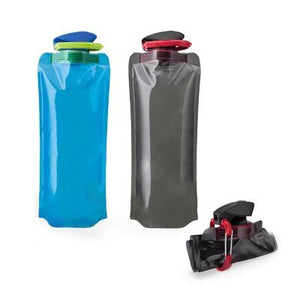 BPA Free Collapsible Water Bottle With Supercap | AbrandZ: Corporate Gifts Singapore