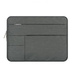 Multi Zip Padded Laptop Sleeve