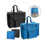 Sleek Travel Foldable Bag | Foldable Bag, Travel Bag | Bags | AbrandZ: Corporate Gifts Singapore