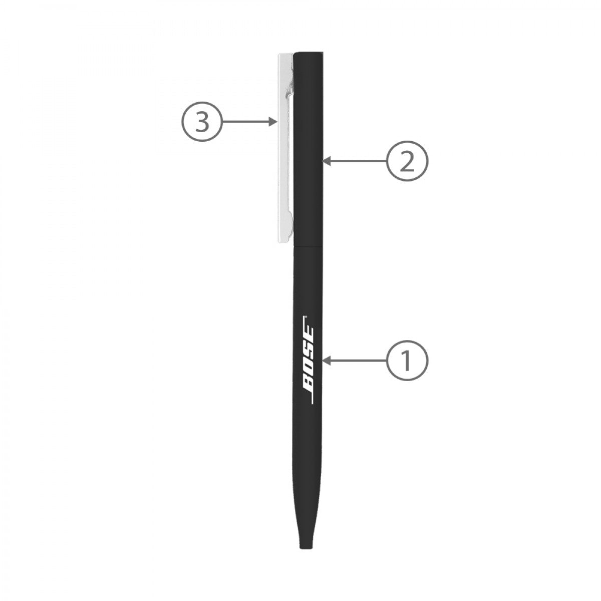 Thin Metal Ball Pen