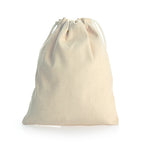 Drawstring Canvas Pouch (Big)