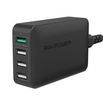 RavPower 4 Port Qualcomm Quick Charge 3.0 Charger | Electronic Gadget, portable charger | Gadgets | AbrandZ: Corporate Gifts Singapore