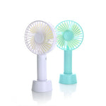 Rechargeable Portable Fan with Stand