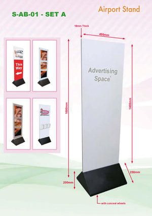 Airport Stand | AbrandZ Corporate Gifts Singapore