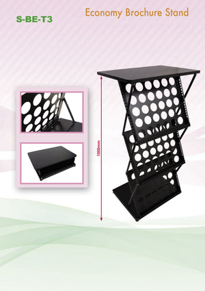 Brochure Stand with Table Top - AbrandZ Corporate Gifts Singapore