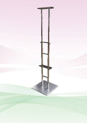 Adjustable Poster Stainless Steel Frame Stand - abrandz