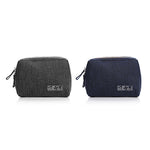 Snow Canvas Cosmetic Pouch | Accessories Pouch | Bags | AbrandZ: Corporate Gifts Singapore