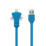 Spin Fast Charging Cable | USB Charging Cable | Gadgets | AbrandZ: Corporate Gifts Singapore