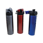 Stainless Steel Bottle with Push Lock Cap | Water Bottle | Drinkware | AbrandZ: Corporate Gifts Singapore