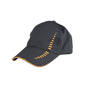 Stripes Quick Dry Baseball Cap - AbrandZ Corporate Gifts Singapore