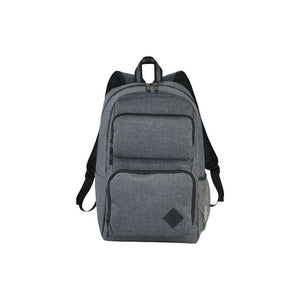 "Graphite Deluxe 15.6"" Laptop BackPack - abrandz"