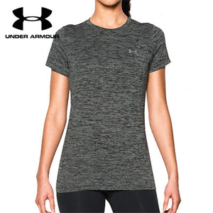 Under Armour Ladies Tech Twist Tee Shirt - abrandz