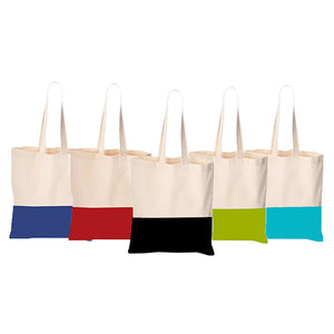 Color Canvas Bag (6oz) - abrandz